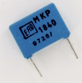 0.01uF 630V Polypropylene Box Capacitor MKP1840 ERO Vishay Roederstein