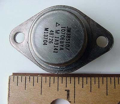 7805 1.5A 1.5 Amp 5V Military Voltage Regulator TO-3