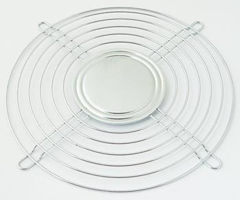 Fan Grill Chrome Finger Guard 6 inch Pabst 9920026000
