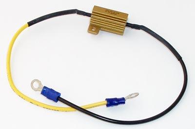 25W 1 ohm 1% Power Wirewound Resistor Dale RH-25
