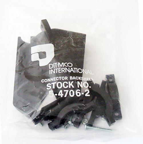 5-4706-2 Connector Backshell DIT-MCO International