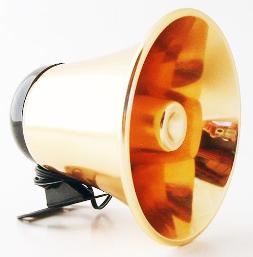 Horn Speaker 102dB 10W 8 ohm Monacor RUP-5 16.0280