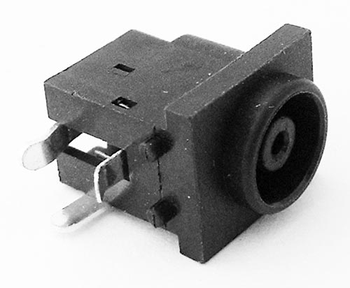 PCB DC Power Jack SI-530 MacLean Senior Industries