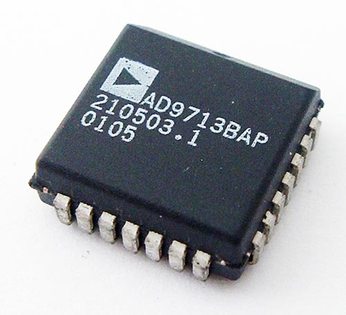 AD9713BAP 12-Bit 100 MSPS D/A Converter IC Analog Devices