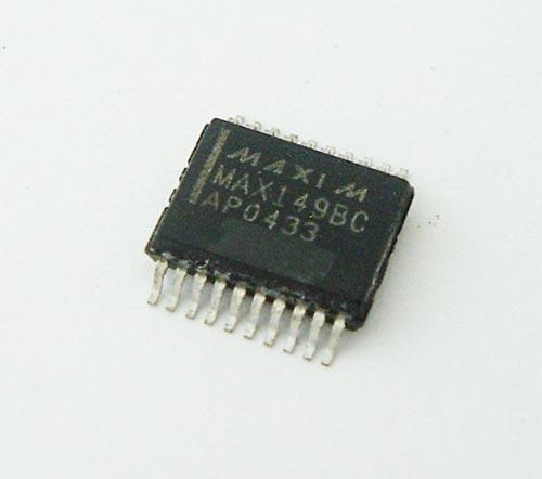 MAX149BCAP-T ADC Single SAR 133KSPS IC Maxim