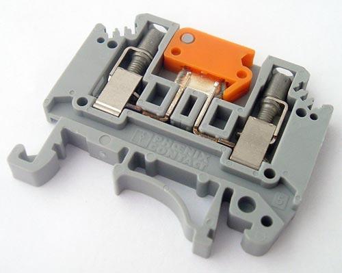 3104013 DIN Rail Terminal Block MTK-P⁄P Phoenix Contact
