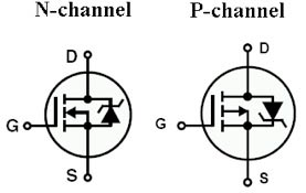 difference between transistor and mosfet pdf