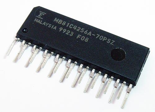 MB81C4256A-70PSZ CMOS Fast Page Mode Dynamic RAM ICFujitsu
