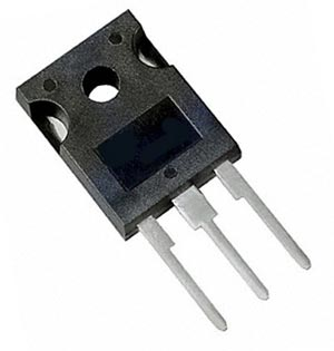 IRFPE50 7.8A 800V HexFET N-Channel Transistor International Rectifier