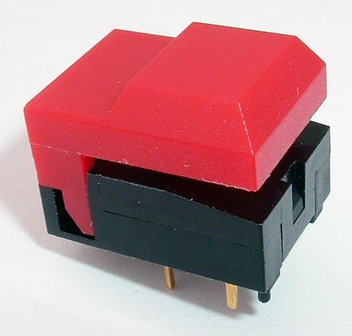 Push Button Momentary Switch 50mA 24V CIT JHA03