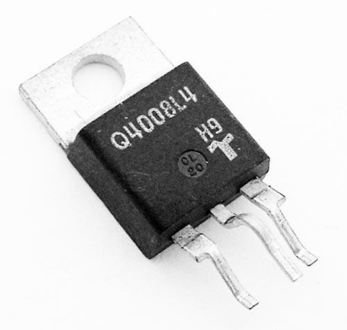 Q4008L4 8.0A 400V Gated Triac Thyristor Teccor