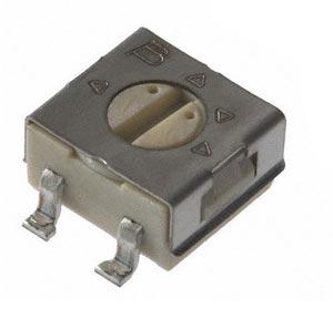 500 ohm SMT Trimmer Potentiometer Bourns 3314G-1-501E