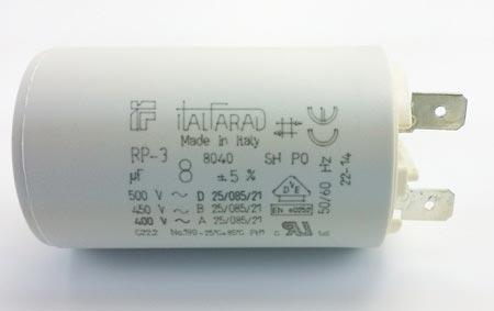 Condensateur italfarad rp 3