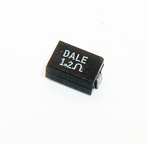 Power Wirewound Resistor  SMT 1/2W 1.2 ohm WSC-½
