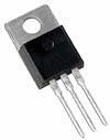 RFP42N03L 42A 30V N-Channel Logic Level MOSFET Transistor Harris