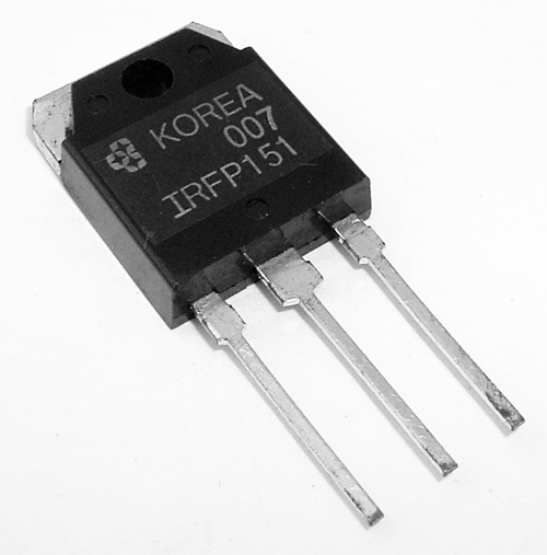 IRFP151 40A 60V Power MOS Field-Effect Transistor Samsung