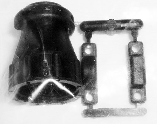182655-1 Circular Cable Clamp Connector Kit Amp tyco