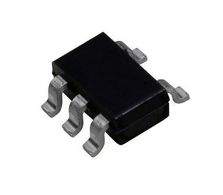 LP2981IM5-3.3 LDO 1.0A 100mA Voltage Regulator IC Texas Instruments®