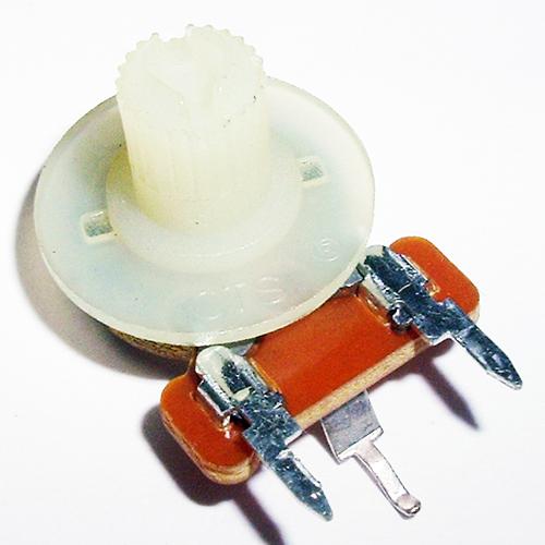 25K Ohm Single Turn Potentiometer CTS 2870097-6