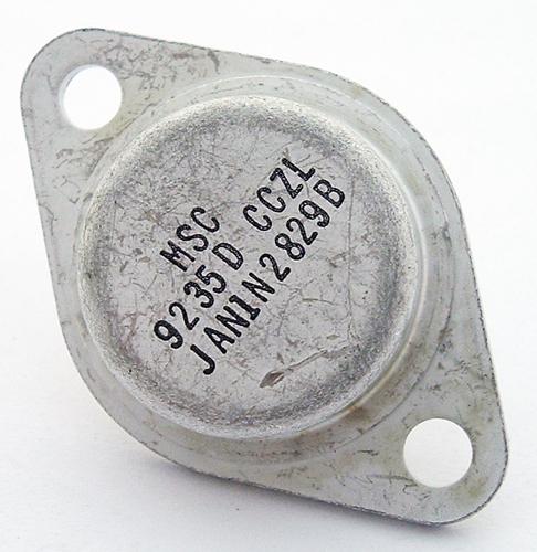 1N2829B JAN1N2829B 50W Zener Military Diode