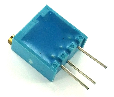 25K ohm Trimpot Variable Resistor POT3106Y-1-253 3106Y-1-253