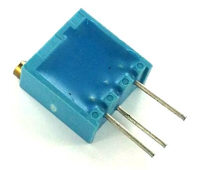250K ohm Trimpot Variable Resistor Murata POT3106Y-1-254