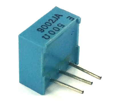500 ohm Variable Resistor Trimpot Murata POT3104E-1-501