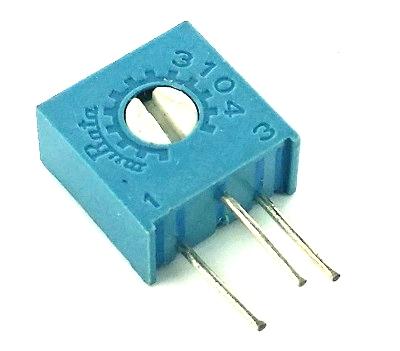 200 ohm Trimpot Variable Resistor POT3104H-1-201  3104H-1-201