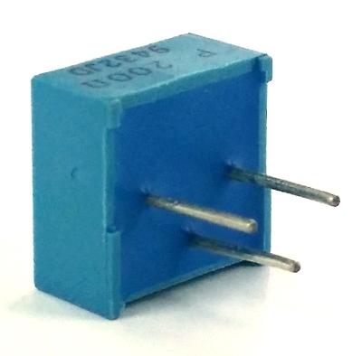 200 ohm Trimpot Variable Resistor Murata POT3104P-1-101