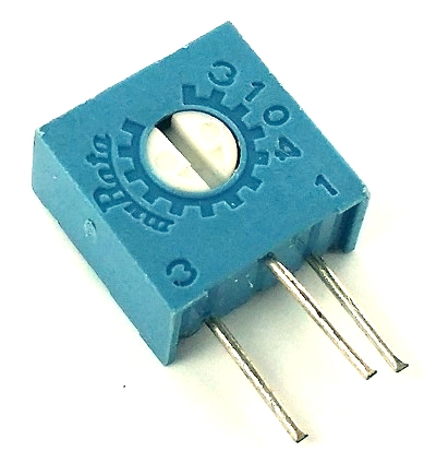 5K ohm Trimpot Variable Resistor Murata POT3104X-1-502