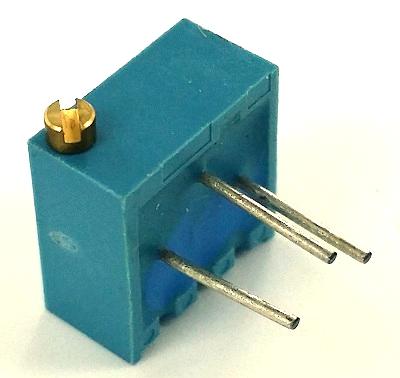 20 ohm Trimpot Variable Resistor Murata POT3106P-1-200