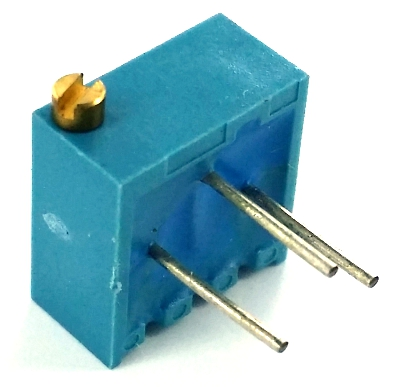 20K ohm Trimpot Variable Resistor Murata POT3106P-1-203