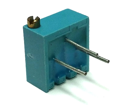 200K ohm Trimpot Variable Resistor POT3106P-1-204 3106P-1-204