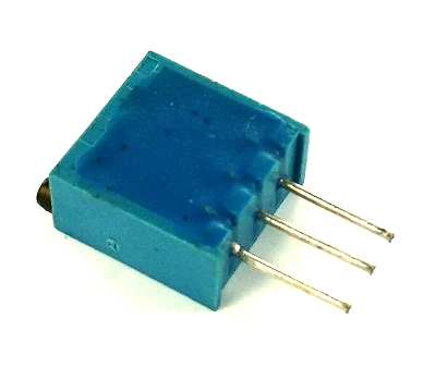 500 ohm Trimpot Variable Resistor Murata POT3106W-1-501