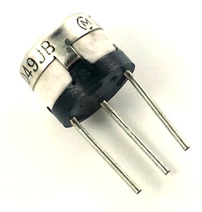 100K ohm Trimpot Variable Resistor Murata POT3321P-1-104