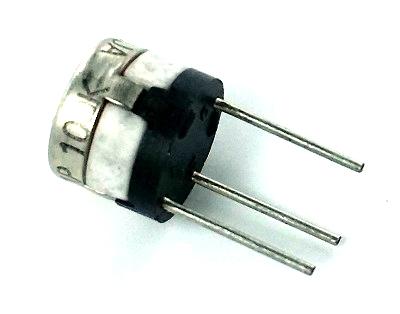 100K ohm Trimpot Variable Resistor Murata POT3321P-45-104