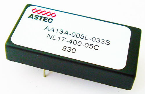 AA13A-005L-033S DC-DC Converter Power Supply Module Astec
