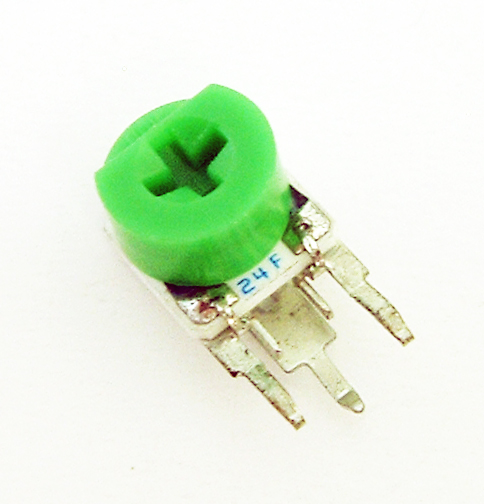 20K Ohm Trimmer Potentiometer HDK B20K