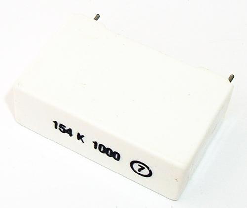 0.15uF 1000V 1KV Radial Film Box Capacitor
