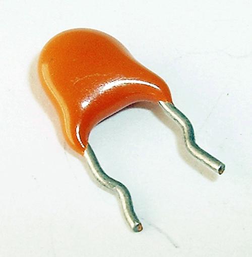 470pF 3000V High Voltage Ceramic Disc Capacitor Vishay 30GAT47