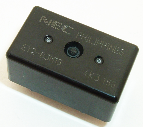 25A 12V Electromagnetic Automotive Relay NEC ET2-B3M1S