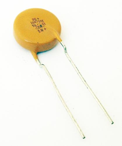 MOV Metal Oxide Varistor 14N751K 460V