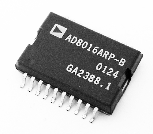 AD8016ARP-B AD8016ARP XDSL Line Driver IC Analog Devices