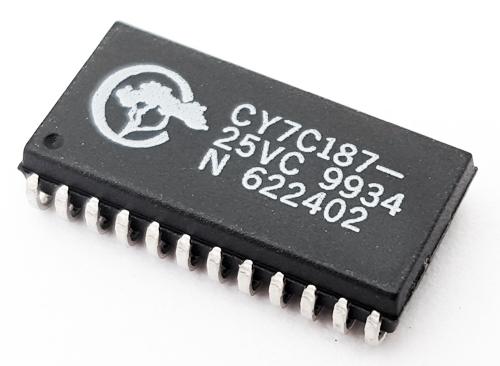 CY7C187-25VC SRAM Chip Cypress IC