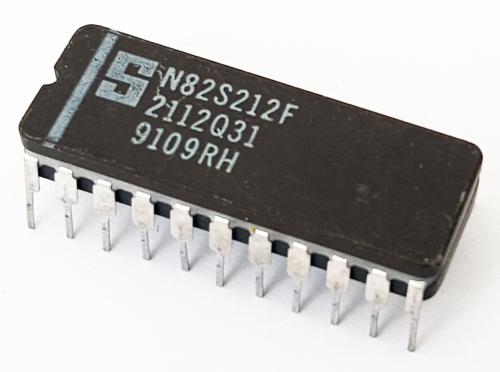 N82S212F 2304-Bit Bipolar RAM IC Signetics