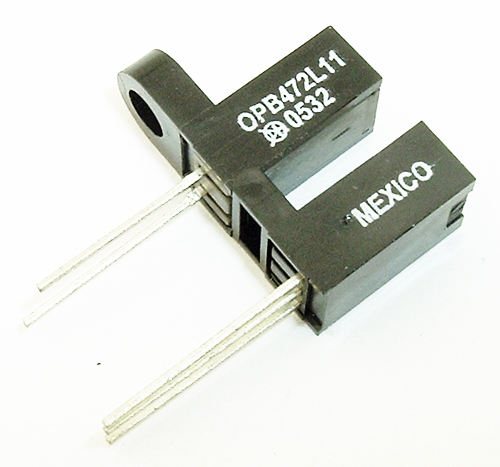 OPB472L11 Photologic Slotted Optical Switch Optek