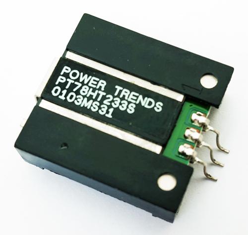 PT78HT233S SMT 2A 3.3V ISR DC-DC Converter Power Trends