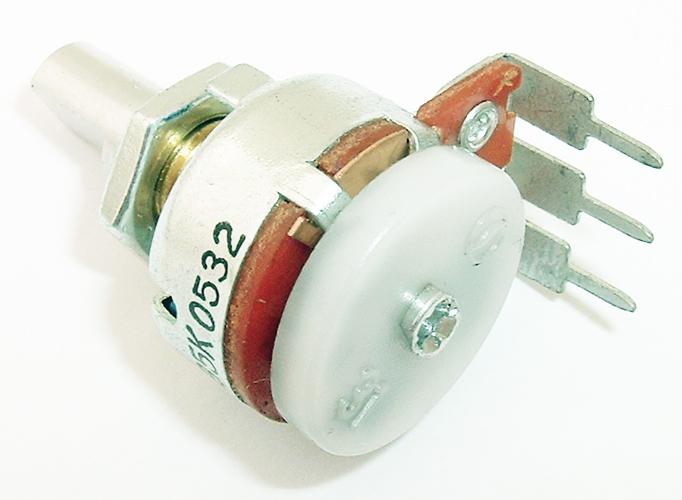 5K Ohm Linear Taper Potentiometer Noble V16L6/TOB5K