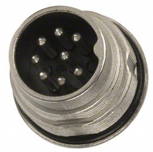 C09131C0081002 8 Position Circular Connector Amphenol