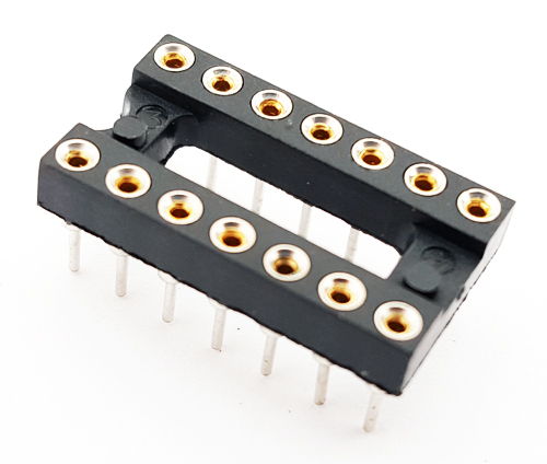 14 Pin Machine IC Socket